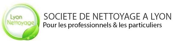 Societe de nettoyage a Lyon